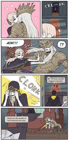 Lothric please don't be so ruff with your poor niisan tumblr mirror: emlan.tumblr.com/post/14596479…