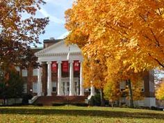 Lynchburg College, where I got my B.S.
