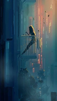 The Art Of Animation, Pascal Campion -. Inspiration Art, Art Inspo, Fantasy Kunst, Fantasy Art, Illustrations, Illustration Art, Doodle Drawing, City Drawing, Pascal Campion