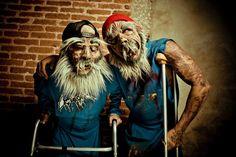 Los Viejos llevarán de vuelta su punk-trash al Vive Latino