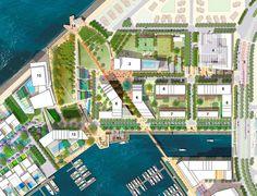 Marina District Detailed Master Plan