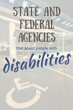 Massive list of 11 federal and 50 state agencies to help people with disabilities of all ages. Disability Grants, Disability Awareness, Disability Quotes, Chronic Illness, Chronic Pain, Fibromyalgia, Chronic Fatigue, Special Needs Mom, Special Needs Quotes