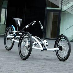 MANTIS fitness vehicle