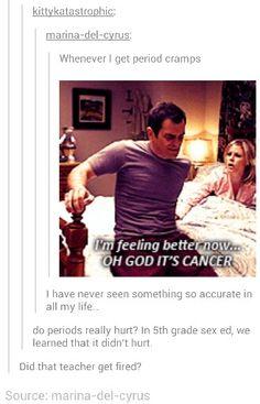ha ha, so true! Modern Family