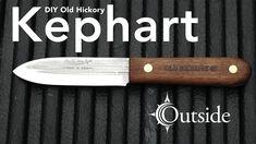 Kephart Knife DIY Old Hickory Project