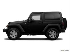 Jeep Wrangler Sport 2012 + the chrome package and some better rims:)
