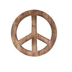 DREWNIANY ZNAK PEACE-Bloomingville-31