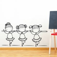 Practice makes perfect for your little ballerina!