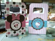Free SVG and Pintable Hello Kitty Birthday Kit