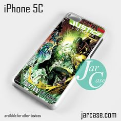 Comic Cover Green Lantern forever evil Phone case for iPhone 5C and other iPhone devices