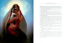 """François Roca illustration for """"Contes et legendes: Les Milles et Une Nuits""""."""