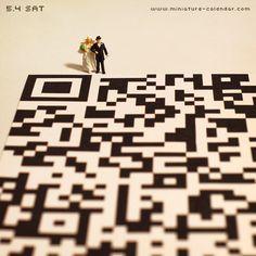 Maze  http://miniature-calendar.com/130504/