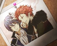 K Project ~~ When they were allowed to show their feelings for one another :: The Two Kings