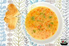 Polévka z červené čočky Recipe Scrapbook, Cantaloupe, Fruit, Ethnic Recipes