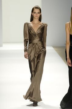 Carlos Miele Fall 2007 Runway Pictures - StyleBistro