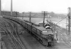 Tog, Lehigh Valley, Roads, Trains, Diesel, Transportation, Layout, Retro, Photos