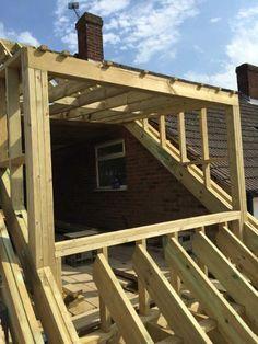 TP Building (Herts) Ltd - Bauunternehmer in Dane End, Ware (UK) - Architecture Dormer Roof, Shed Dormer, Dormer Windows, Attic Renovation, Attic Remodel, Roof Design, House Design, Framing Construction, A Frame House Plans