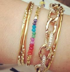 arm party. repin for chance to win http://www.stelladot.com/denikaclay