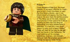 Lego Lord of the Rings Is On Its Way