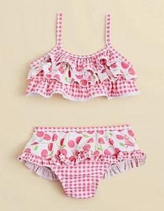 Juicy Couture swimsuit - swimwear on redsoledmomma.com