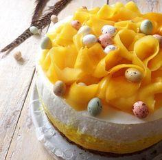 Pasen, taart, glutenvrij, gezond genieten Pareltje. oh my pie, lactosevrij, mango, cheesecake, kwarktaart, vegan, verantwoord, kinderen, recept, gezond