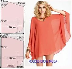 Tremendous Sewing Make Your Own Clothes Ideas. Prodigious Sewing Make Your Own Clothes Ideas. Diy Clothing, Sewing Clothes, Dress Sewing Patterns, Clothing Patterns, Fashion Sewing, Diy Fashion, Costura Fashion, Diy Dress, Sewing Tutorials