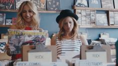 Brittany Snow and Anna Camp- Crazy Youngsters Pitch Pefect, Pitch Perfect Movie, Anna Camp, Brittany Snow, Becca, Good Movies, Nerd, Otaku, Nerd Humor