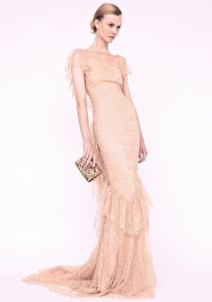 Marchesa Resort Collection 2013. Gorgeous delicate gown!