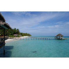 Kuramathi resort, Maldives