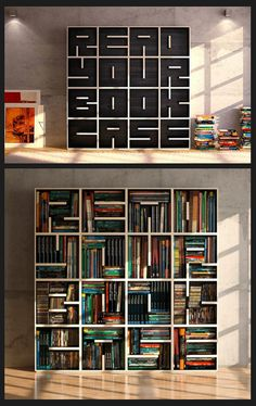 Book Case - hahahaha!!!