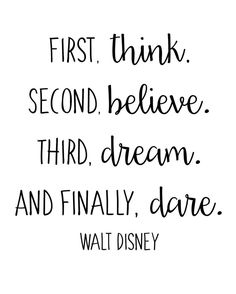 Walt Disney is still such an inspiration and his memorable quotes are worth printing. Here you can find FREE Walt Disney Quote printables that are perfect for your home office and any other place… Frases Disney, Life Quotes Disney, Disney Quotes To Live By, Cute Disney Quotes, Cute Quotes, Quotes By Walt Disney, Disney Quotes About Love, Quotes Kids, Disney Senior Quotes