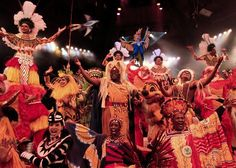 A New Home for Festival of the Lion King at Disney's Animal Kingdom
