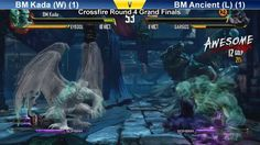 Crossfire Round 4 Killer Instinct Grand Final - BM Kada (Eyedol) (W) vs ...