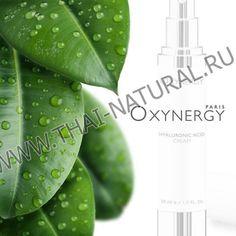 Hyaluronic Acid Cream Oxynergy  Это один из лучших увлажняющих кремов на рынке, густой и в то же время очень лёгкий; крем тает при нанесении на кожу благодаря натуральным воскам и маслам, содержащихся в нём.
