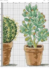 """Résultat de recherche d'images pour """"point de croix cactus"""""""