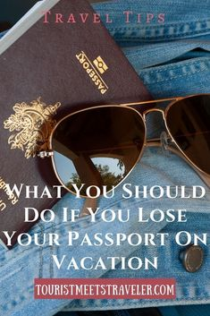 Lost Your Passport Travel Problem – Here�s What To Do