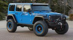 2014 Jeep Wrangler concepts