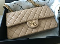 Currently in my closet! Love Chanel!