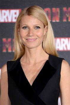 The best hair in America: Gwyneth Paltrow's platinum blonde