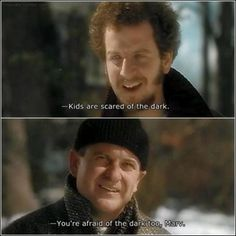 Home Alone - Weeelllp that backfired......