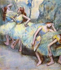 Edgar Degas Ballet Dancers in the Wings painting for sale - Edgar Degas Ballet Dancers in the Wings is handmade art reproduction; You can shop Edgar Degas Ballet Dancers in the Wings painting on canvas or frame. Edgar Degas, Degas Ballerina, Ballerina Painting, Monet, Renoir, Ballerine Degas, Degas Paintings, Degas Drawings, Art Ancien