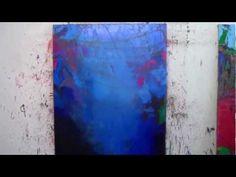 Studio Art Alumnus Brian Rutenberg -- Alumni Profile -- College of Charleston School of the Arts - YouTube