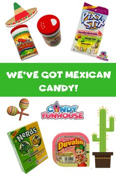 Have you tried Mexican candy? Visit our website to experience a Mexican burst of flavour! Everlasting Gobstopper, Nerds Rope, British Candy, Spicy Candy, Bubble Yum, Mexican Candy, Fun Dip, Laffy Taffy, Sweetarts