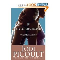 My Sister's Keeper examines what it means to be a good parent, a good sister, a good person.