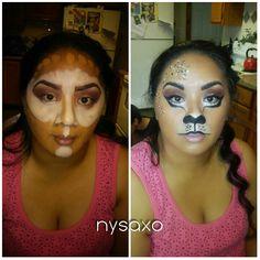 #makeup #halloween #mua #polynesian #tongan #makeupartist #specialfx #specialeffects #tongan #creative