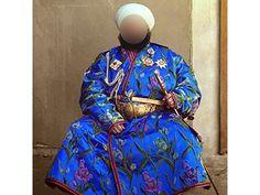 Le costume traditionnel ouzbek