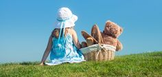 """July 10 - Today is """"Teddy Bear Picnic"""" Day."""