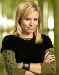 Veronica Mars (Kristen Bell), Veronica Mars was probably the strongest female teen character, if not the greatest teen represented on television! Loved the show so much and it didn't get the time or chance that it deserved!