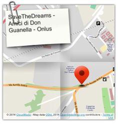 SaveTheDreams - Amici di Don Guanella - #Onlus Via Aurelia Antica, 446, 00165 #Roma, #Italia http://www.savethedreams.org