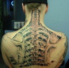 #skeleton #tattoo #skeletontattoo